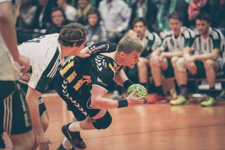 Handball-Derby im Grohe Forum Hemer: HTV Sundwig-Westig gegen HSG Menden-Lendringsen