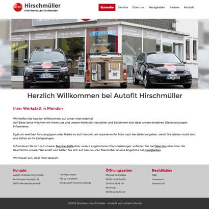 Autofit Hirschmüller